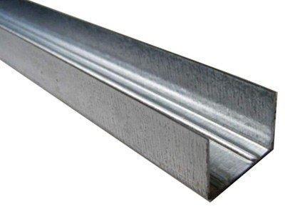 Профиль потолочный направляющий UD-27 3м (0,37 мм)
