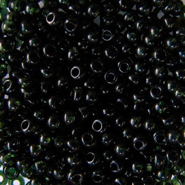Бисер чешский для рукоделия Preciosa  50г 31119-50290-10 Зеленый