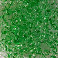 Бисер чешский для рукоделия Preciosa  50г 33119-01161-10 Зеленый