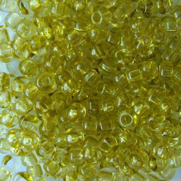 Бисер чешский для рукоделия Preciosa  50г 33119-01152-10 Золотистый