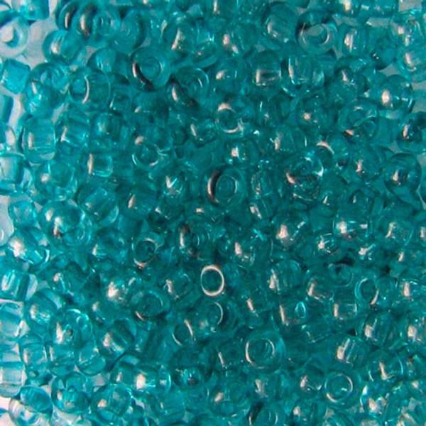 Бисер чешский для рукоделия Preciosa  50г 33119-01133-10 Бирюзовый