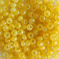 Бисер чешский для рукоделия Preciosa  50г 33119-02151-10 Желтый