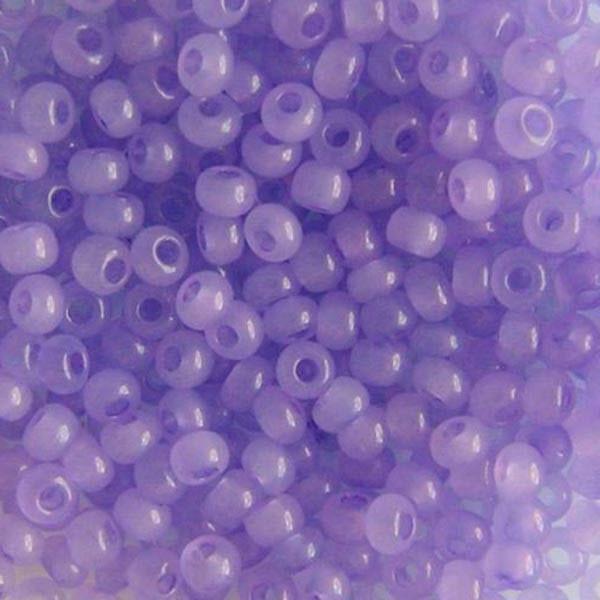 Бісер чеський для рукоділля Preciosa 50г 33119-02123-10 Фіолетовий