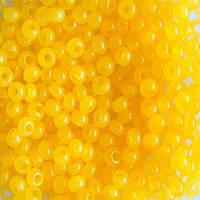Бисер чешский для рукоделия Preciosa  50г 33119-02181-10 Желтый