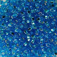 Бісер чеський для рукоділля Preciosa 50г 33129-67150-10 Блакитний