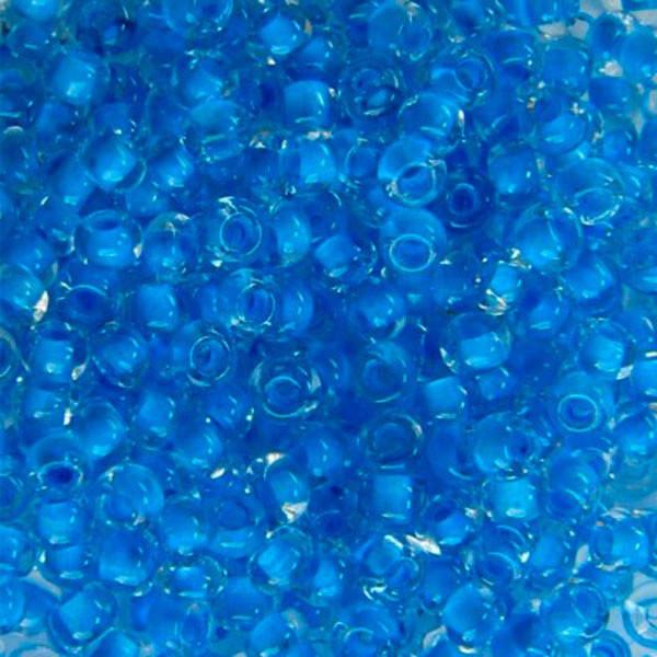 Бисер чешский для рукоделия Preciosa  50г 33119-38336-10 Голубой