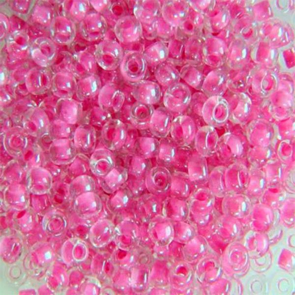 Бисер чешский для рукоделия Preciosa  50г 33119-38625-10 Розовый