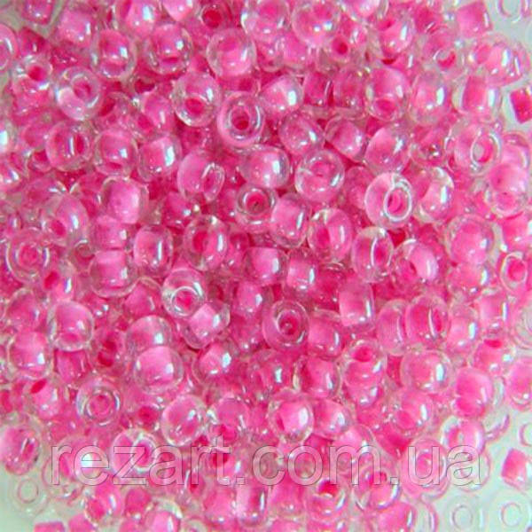 Бісер чеський для рукоділля Preciosa 50г 33119-38625-10 Рожевий