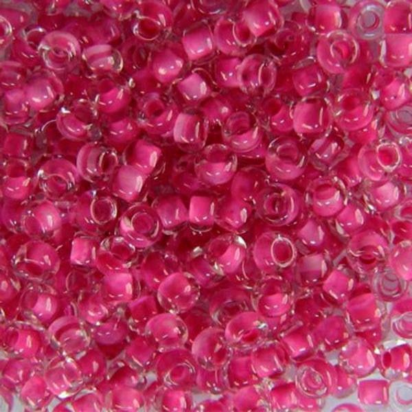 Бисер чешский для рукоделия Preciosa  50г 33119-38325-10 Розовый