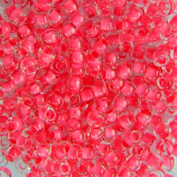 Бисер чешский для рукоделия Preciosa  50г 33119-38398-10 Розовый