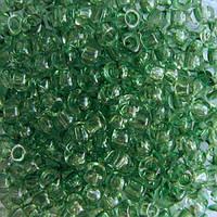 Бисер чешский для рукоделия Preciosa  50г 33119-01163-10 Зеленый