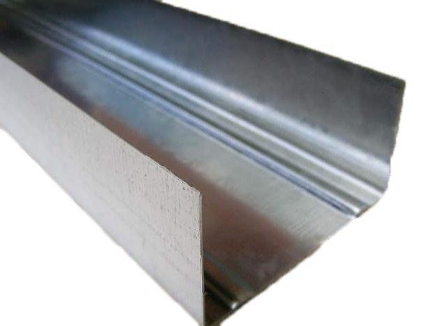 Профиль направляющий UW-75 3м (0,5 мм)