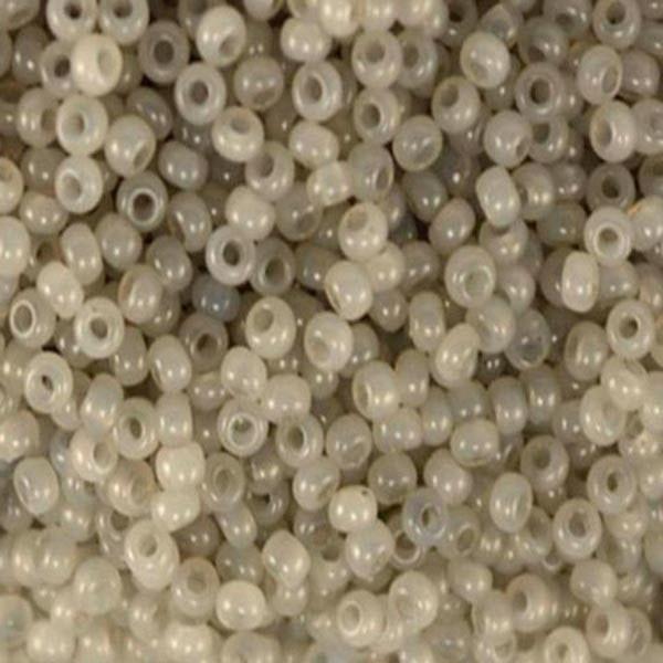 Бисер для вышивания Preciosa (Прециоза) Чехия  оригинал 50г 33119-02241-10 Серый