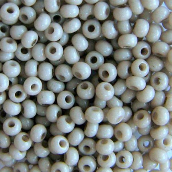 Бисер для вышивания Preciosa (Прециоза) Чехия  оригинал 50г 33119-03141-10 Бежевый