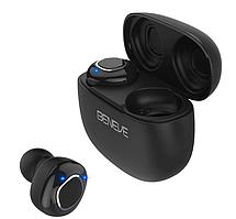 Беспроводные  спортивные наушники Beneve E8-TWS Bluetooth гарнитура