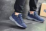 Мужские кроссовки Reebok (темно-синие) , фото 5