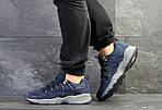 Мужские кроссовки Reebok (темно-синие) , фото 3