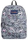 Рюкзак для девочки с единорогами розовый и серый., фото 8