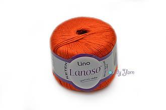 Lanoso Lino Морковный №906