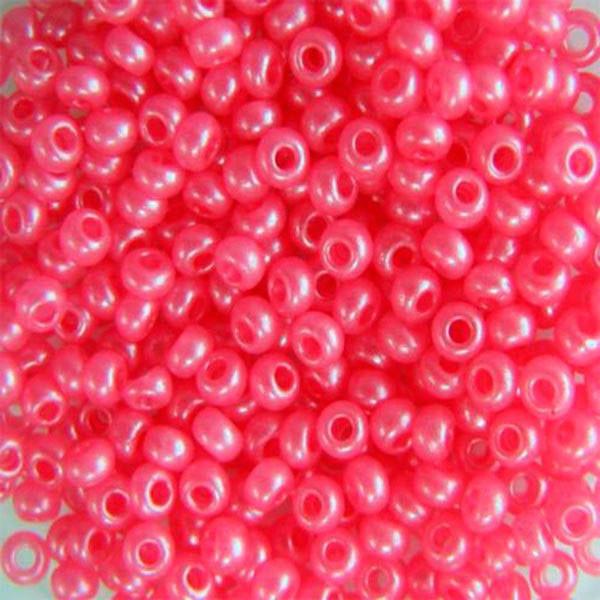 Бисер вышивальный Preciosa (Прециоза) оригинал 50г 33119-17998-10 Розовый