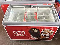 Морозильные камеры-лари БУ  400 литров АНТ Австрия