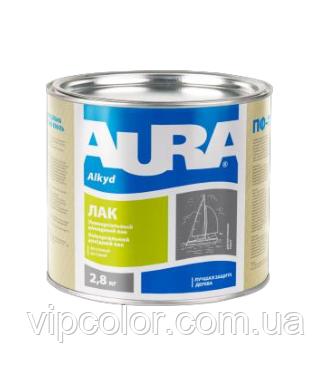 Aura лак Яхтенный, глянцевый 2,5 кг арт.4820140313138