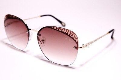 Солнцезащитные очки Chloe коралловые