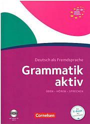Grammatik aktiv: Ubungsgrammatik