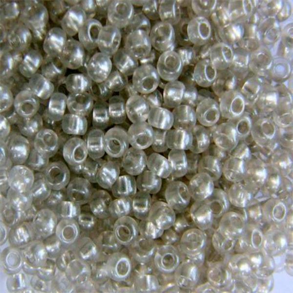 Бисер вышивальный Preciosa (Прециоза) оригинал 50г 33119-08149-10 Серый