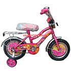 Детский велосипед Mustang Winx 12 дюймов розовый, фото 4