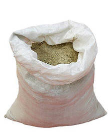 Песок карьерный (фасованный) (0,025 м3)