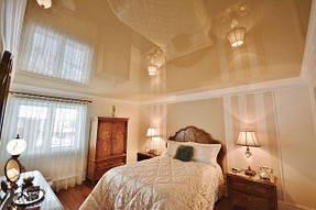Натяжные потолки спальная. 7