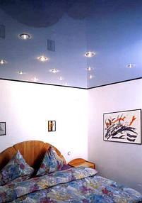 Натяжные потолки спальная. 26