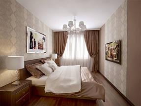Натяжные потолки спальная. 29