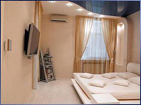 Натяжные потолки спальная. 30