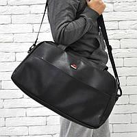 94498de42db3 Спортивная сумка Reebok 114638 багажная дорожная искусственная кожа копия  50см х 30см х 25см
