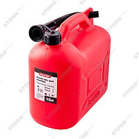 Канистра для бензина CarLife CA10 10л
