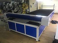 Лазерный станок с чпу для раскроя ткани, 1800*6000 мм., CO2/130-150 Вт., фото 1