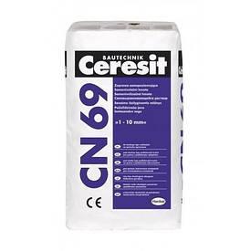Самовыравнивающаяся смесь CERESIT CN-69 1-25 мм (25 кг)