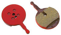 Колодки Тормозные Диск Jagwire Red Zone Comp Dca065 (2 Шт) - Avid Bb5 (Brs-09-24)