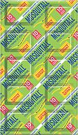 Пластины от комаров MOSQUITALL 10 шт