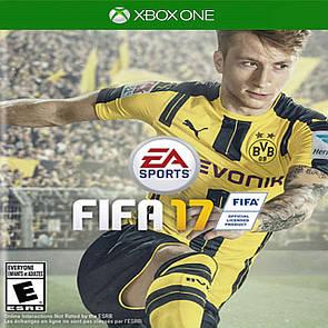 Fifa 17 (російська версія) XBOX ONE (Б/В)