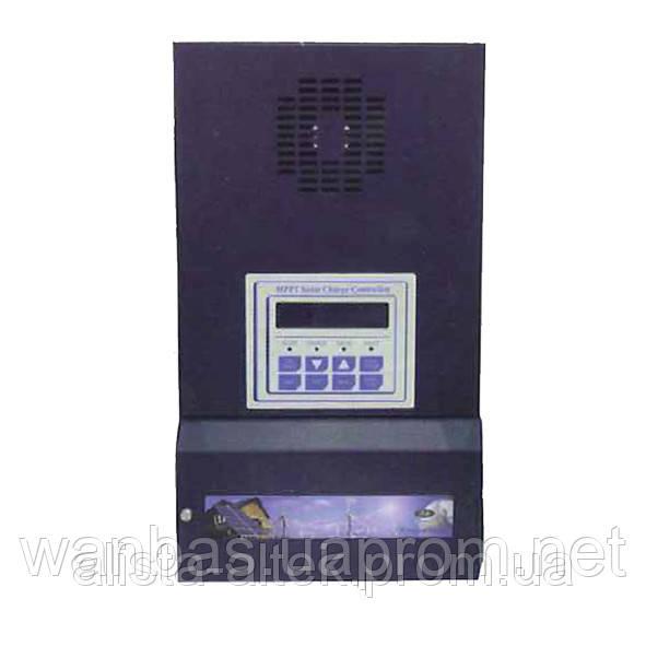 Контроллер заряда аккумуляторных батарей для солнечных модулей PM-SCC-80AM