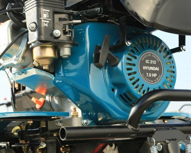 Двигатель культиватора Hyundai T 850