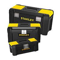 """Ящик Stanley для инструмента """"ESSENTIAL TB""""  16""""пластиковый, металический замок"""