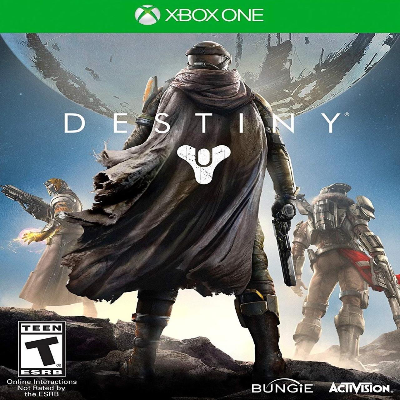 Destiny (англіська версія) XBOX ONE (Б/В)