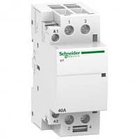 Модульный контактор iCT 63A 2NO Schneider Electric (A9C20862), фото 1