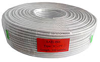 Коаксиальный кабель 3C-2V RG59 100м.