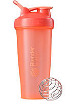 Шейкер спортивный BlenderBottle Classic Loop 820ml Coral R144957