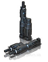 Кабельный разветвитель МС4, 6 мм